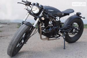 SkyMoto diesel 1 покоління Мотоцикл
