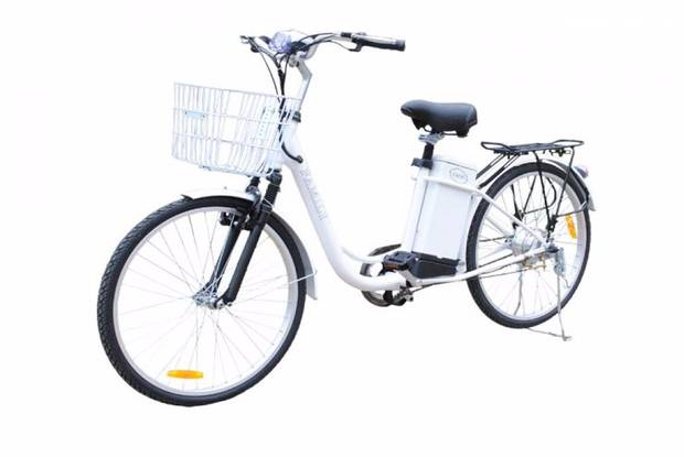 SkyMoto Family 1 покоління Электровелосипед