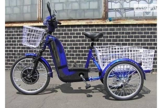 SkyMoto Happy 1 покоління Електровелосипед