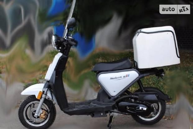 SkyMoto Masterok 1 покоління Скутер