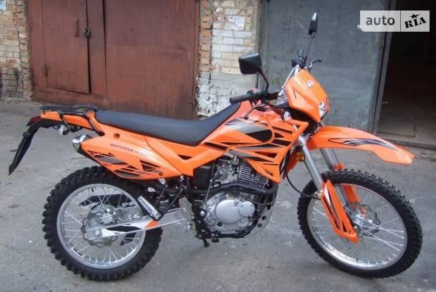SkyMoto Matador 2 покоління Мотоцикл
