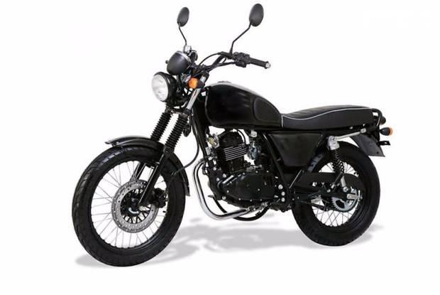 SkyMoto Morgan 2 покоління Мотоцикл