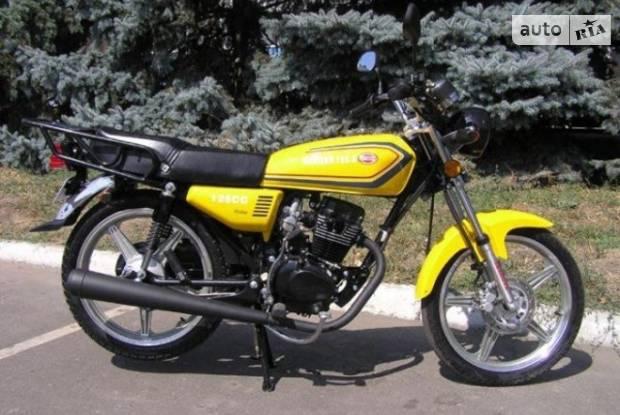 SkyMoto Ranger 1 покоління Мотоцикл