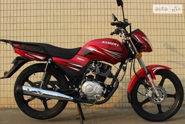 SkyMoto Ranger 2 покоління Мотоцикл
