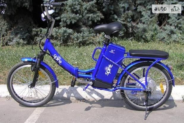 SkyMoto Spirit 1 покоління Електровелосипед