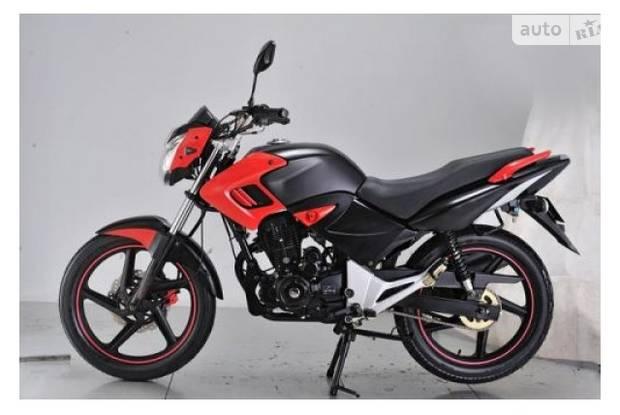 SkyMoto Tiger 1 покоління Мотоцикл