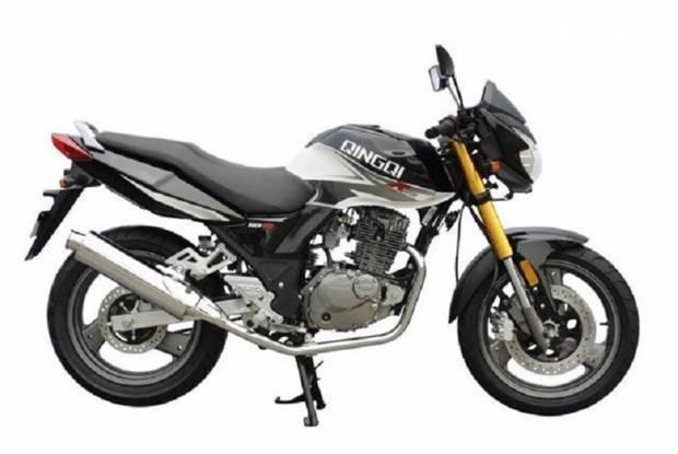 SkyMoto Wolf 2 покоління Мотоцикл