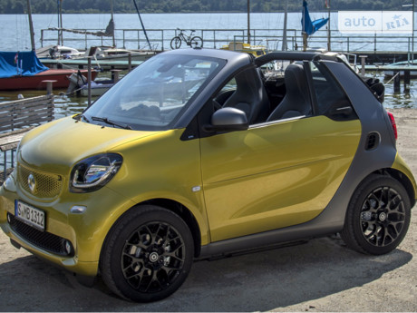 Smart Fortwo 2010