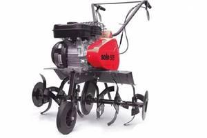 Solo 509 1 покоління Мотокультиватор