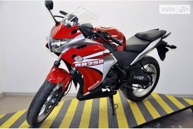 Soul CBR 1 покоління Мотоцикл