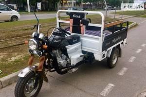 Soul muravej 1-е поколение Трицикл