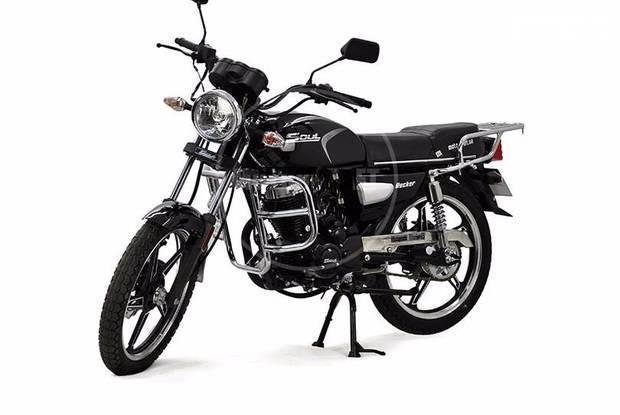 Soul Rocker 1 покоління (рестайлінг) Мотоцикл