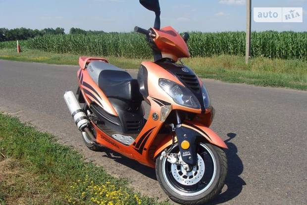Speed Gear 150 1 поколение Скутер