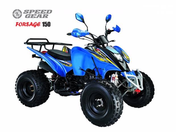Speed Gear Forsage 1 поколение Квадроцикл