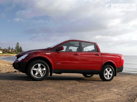 SsangYong Actyon Sports 2014