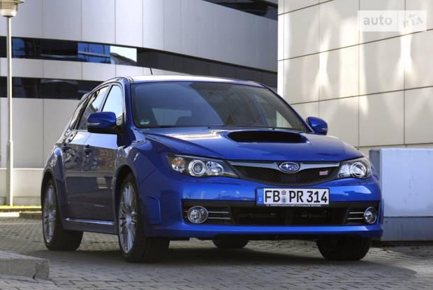Subaru Impreza  WRX STI 3 поколение Хетчбек