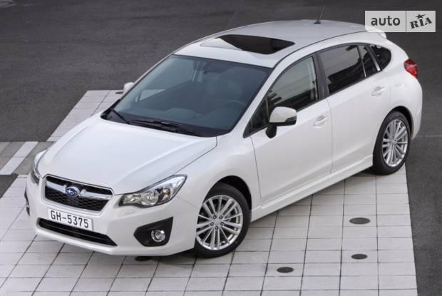 Subaru Impreza 4 поколение Хэтчбек
