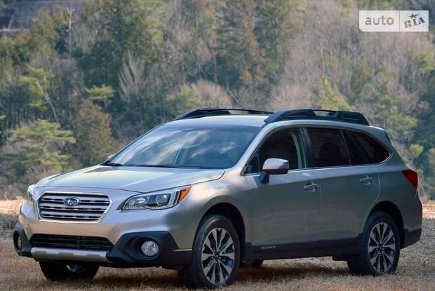 Subaru Legacy 6 поколение Універсал