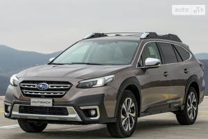 Subaru outback 6-е поколение (рестайлинг) Универсал