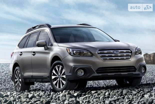 Subaru Outback 5 поколение Універсал