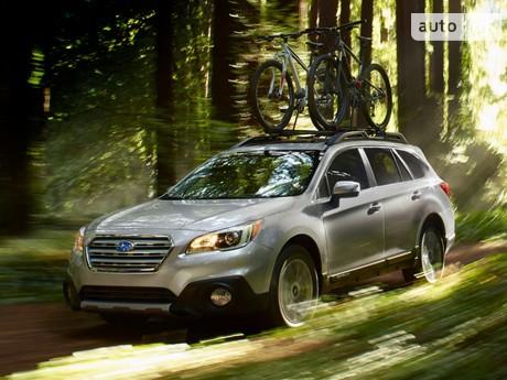 Subaru Outback 2.5 AT (173 л.с.) 2010