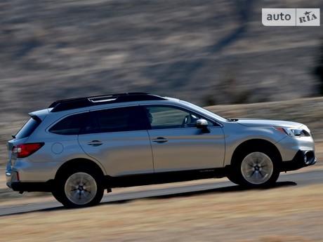 Subaru Outback 2.5 AT (173 л.с.) 2011
