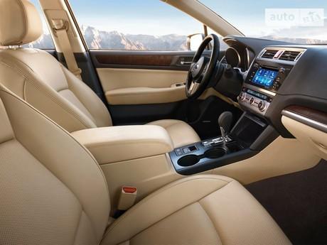 Subaru Outback 2.5 AT (173 л.с.) 2009