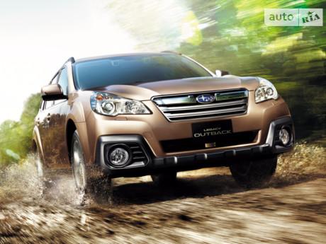 Subaru Outback 2003