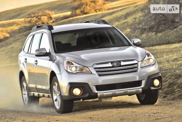 Subaru Outback 4 поколение Универсал
