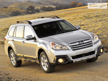 Subaru Outback 2.5 AT (173 л.с.) 2006