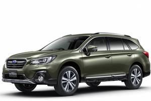Subaru outback VI поколение Універсал
