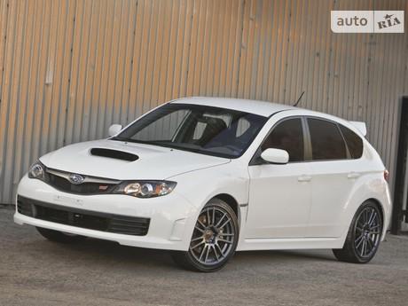 Subaru WRX 2009