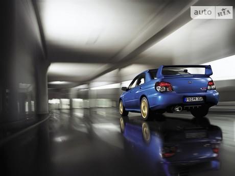 Subaru WRX 2003