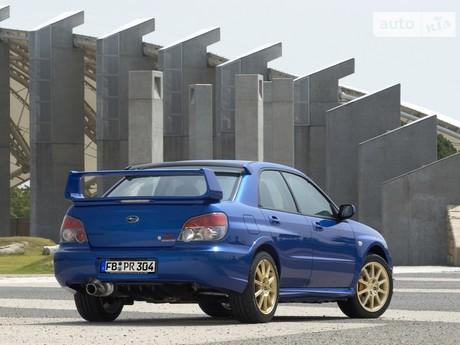 Subaru WRX 2011
