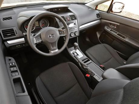 Subaru XV 2011