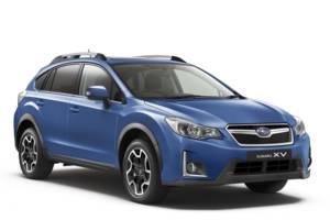 Subaru xv 1 поколение Хэтчбек