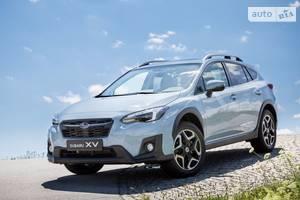 Subaru xv II поколение Кросовер