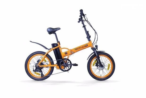 Sun City One 1 покоління Електровелосипед