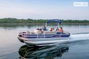 Sun Tracker fishin-barge 1 поколение Катер