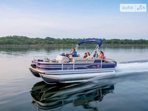 Sun Tracker Fishin Barge 1 поколение Катер