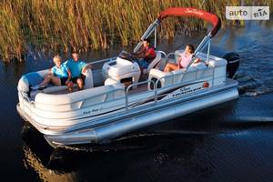Sun Tracker party-barge 1 поколение Катер