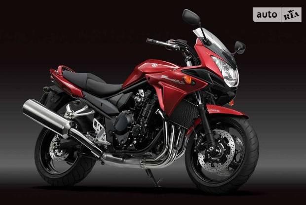 Suzuki Bandit 3 поколение Мотоцикл