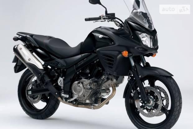 Suzuki DL 11 поколение Мотоцикл
