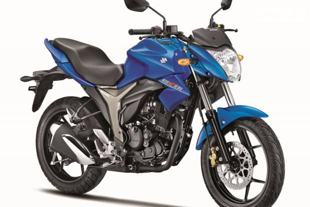 Suzuki Gixxer 2 поколение Мотоцикл