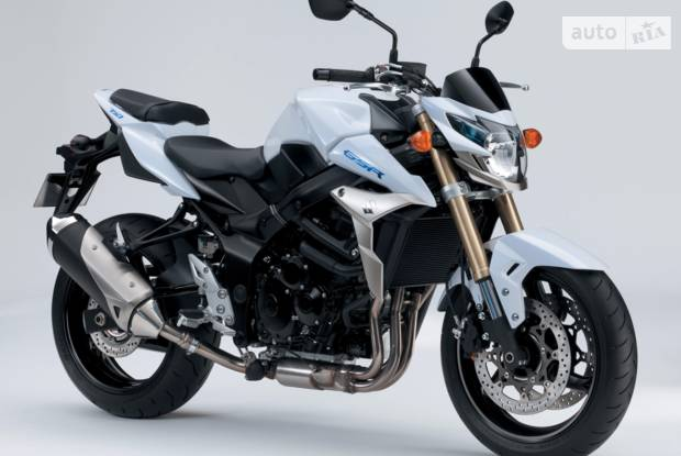 Suzuki GSR 4 поколение Мотоцикл
