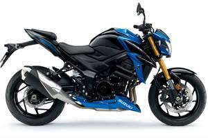 Suzuki gsx 5-е поколение Мотоцикл