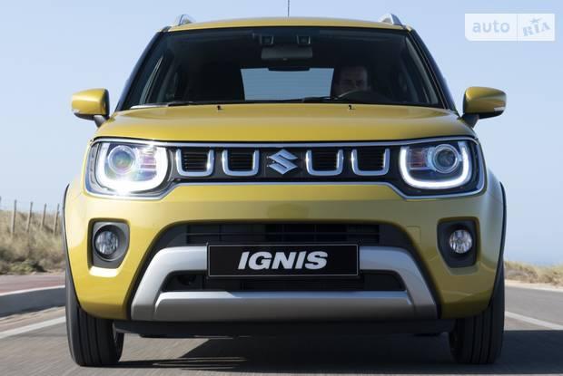 Suzuki Ignis GL