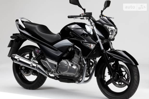Suzuki Inazuma 3 поколение Мотоцикл