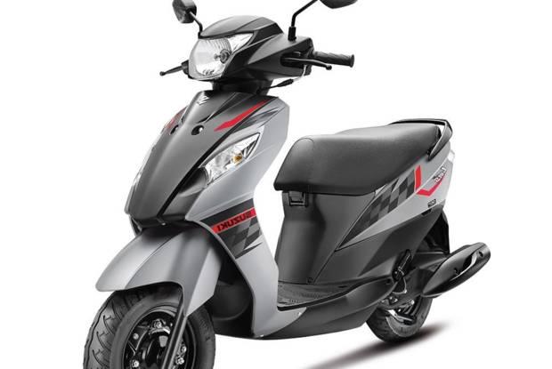 Suzuki Lets 2 3 поколение Скутер