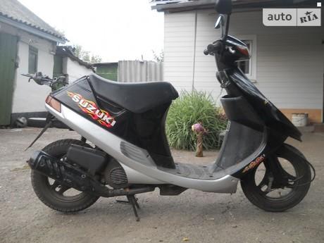 Suzuki Sepia 1998